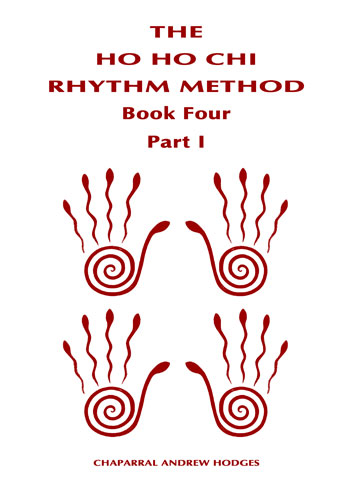 Ho Ho Chi Rhythm Method book  4 Part 1 jacket