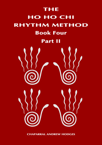 Ho Ho Chi Rhythm Method book 4 Part 2 jacket